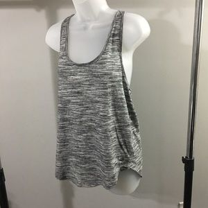 VICTORIA SECRET | grey tank top
